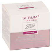 CREMA REVITALIZANTE DE NOCHE boots laboratories serum7 renew anti age (50 ml)