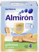 almiron galletitas advance pack sin gluten (250 g)