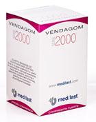 MEDILAST VENDAGOM venda elastica comp fuerte (color 10 m x 10 cm)