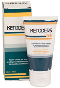 ketoders crema facial (50 ml)