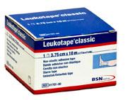LEUKOTAPE RIGIDA venda de inmovilizacion inelastica (10 x 3,8 cm)