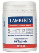 LAMBERTS 5-HTP PLUS 100MG 60 TABS