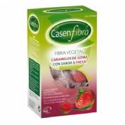 CASENFIBRA CARAMELOS DE GOMA - 28 GOMINOLAS FRESA