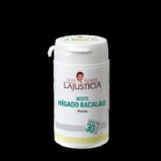 ACEITE HIGADO BACALAO LAJUSTICIA 90 PERL