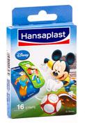 Hansaplast junior tiras adhesivas dibujos inf - aposito adhesivo (disney 16 u 2 tamaños)