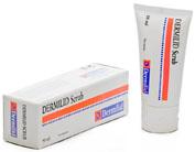 dermilid scrub limpiador piel grasa (50 ml)