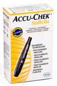 ACCU-CHEK SOFTCLIX dispositivo de puncion