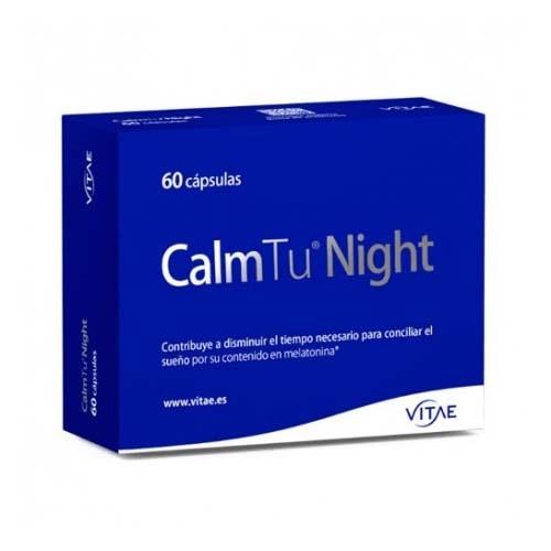 CalmTu Night 60 capsulas