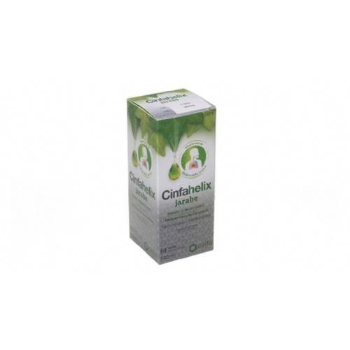 CINFAHELIX JARABE, 1 Frasco de 100 ml