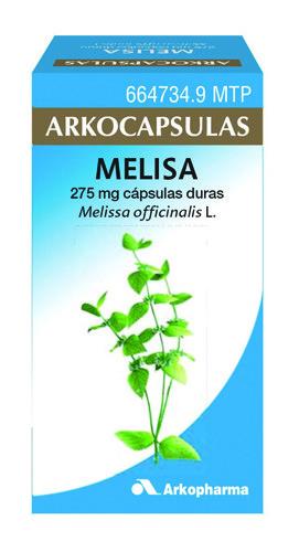MELISA ARKOPHARMA cápsulas duras , 48 cápsulas