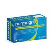 NORMOGRIP CAPSULAS DURAS, 14 capsulas (Blister Al-PVCD/PVC)
