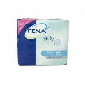 TENA LADY NORMAL absorb inc orina ligera (24 u)