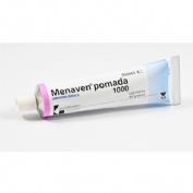 MENAVEN 1000 UI/G CREMA , 1 tubo de 60 g