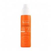 Avene spf 20  spray proteccion media (200 ml)