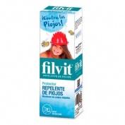 FILVIT repelente de piojos y liendres de 125 ml.
