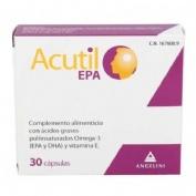 Acutil epa (30 capsulas)