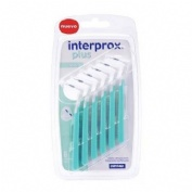 INTERPROX PLUS cepillo espacio interproximal (micro  6 u)