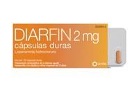 DIARFIN 2 mg CAPSULAS DURAS , 20 cápsulas