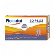 pharmaton 50 plus (60 caps)