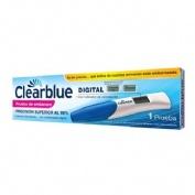INDICADOR DE SEMANAS clearblue prueba digital test de embarazo (1 prueba)