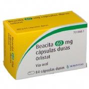 BEACITA 60 MG CAPSULAS DURAS , 84 cápsulas (Blister Al/PVC/PVDC)