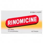 RINOMICINE COMPRIMIDOS, 10 comprimidos