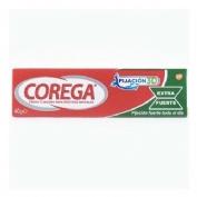 ADHESIVO PROTESIS DENTAL corega crema extra fuerte (40 ml)