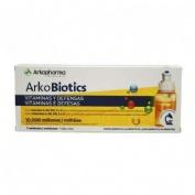 Arkobiotics vitaminas y defensas adultos (7 unidosis)