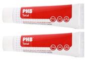 phb total duplo  pasta dentifrica (125 ml 2 tubos)