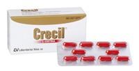 CRECIL 500 mg  CAPSULAS DURAS , 40 cápsulas