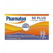 pharmaton 50 plus (30 caps)